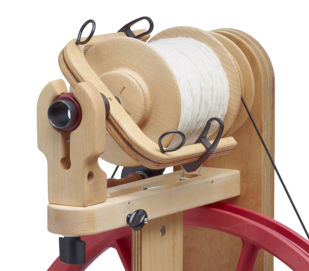 Schacht Bulky Plyer Flyer for Ladybug Spinning Wheel