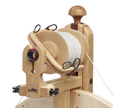 Schacht Bulky Plyer Flyer for Matchless Spinning Wheel - Cherry