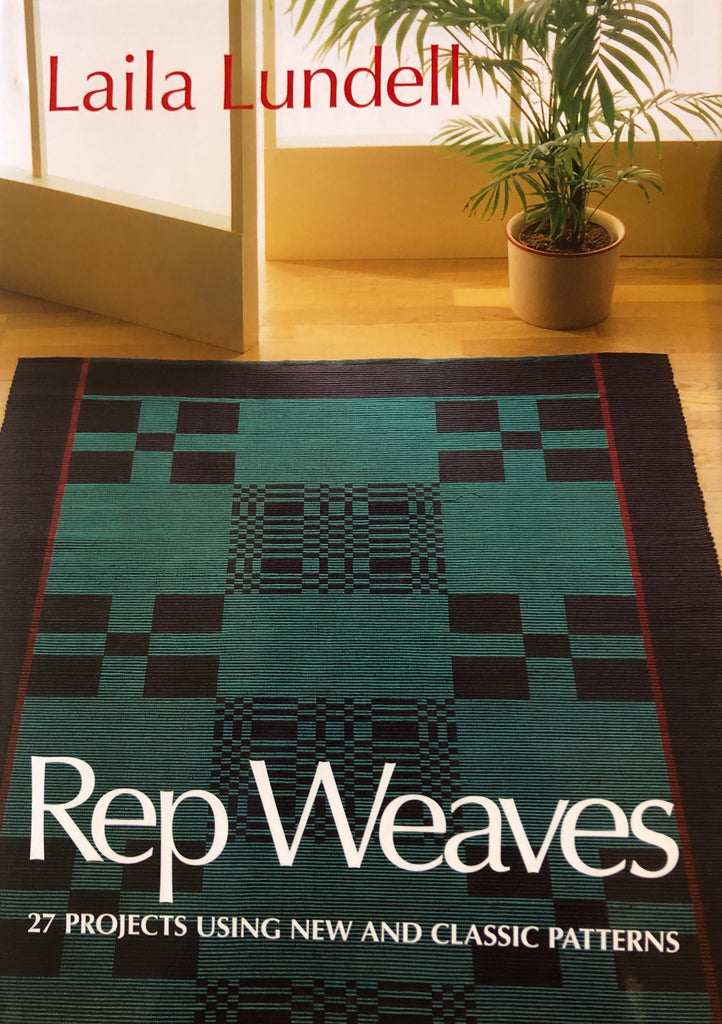 Rep Weaves by Laila Lundell