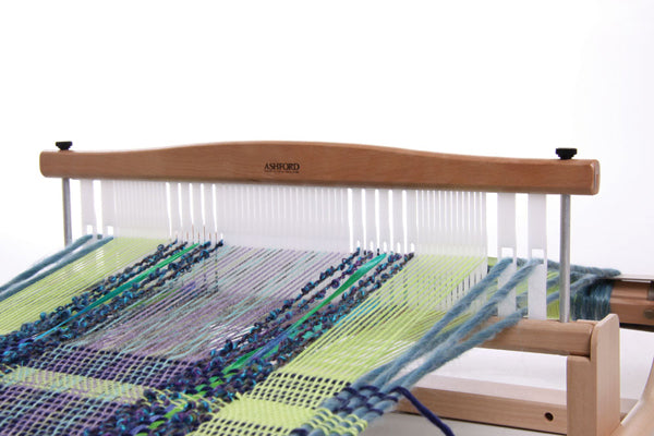 Ashford Rigid Heddle Loom Vari Dent Reed at Weft Blown