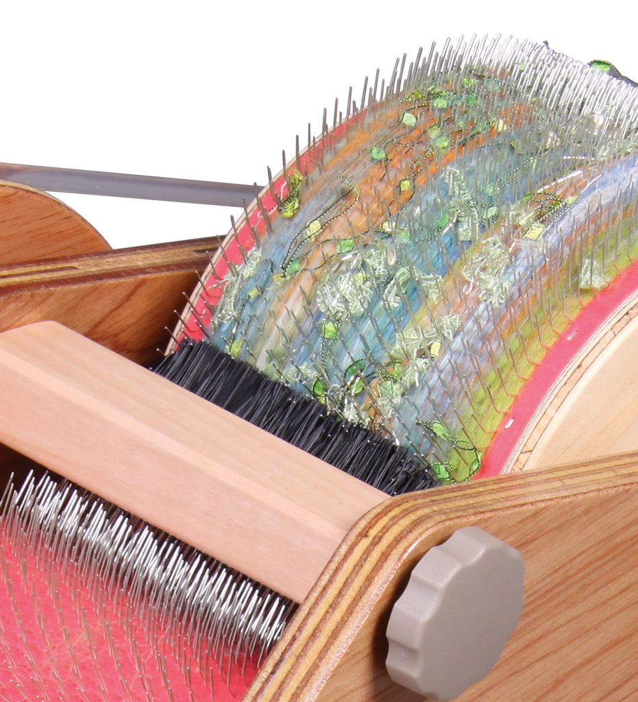 Ashford Wild Drum Carder - Fine - 72 point