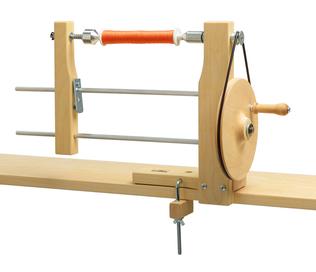 Schacht Double End Hand Bobbin Winder