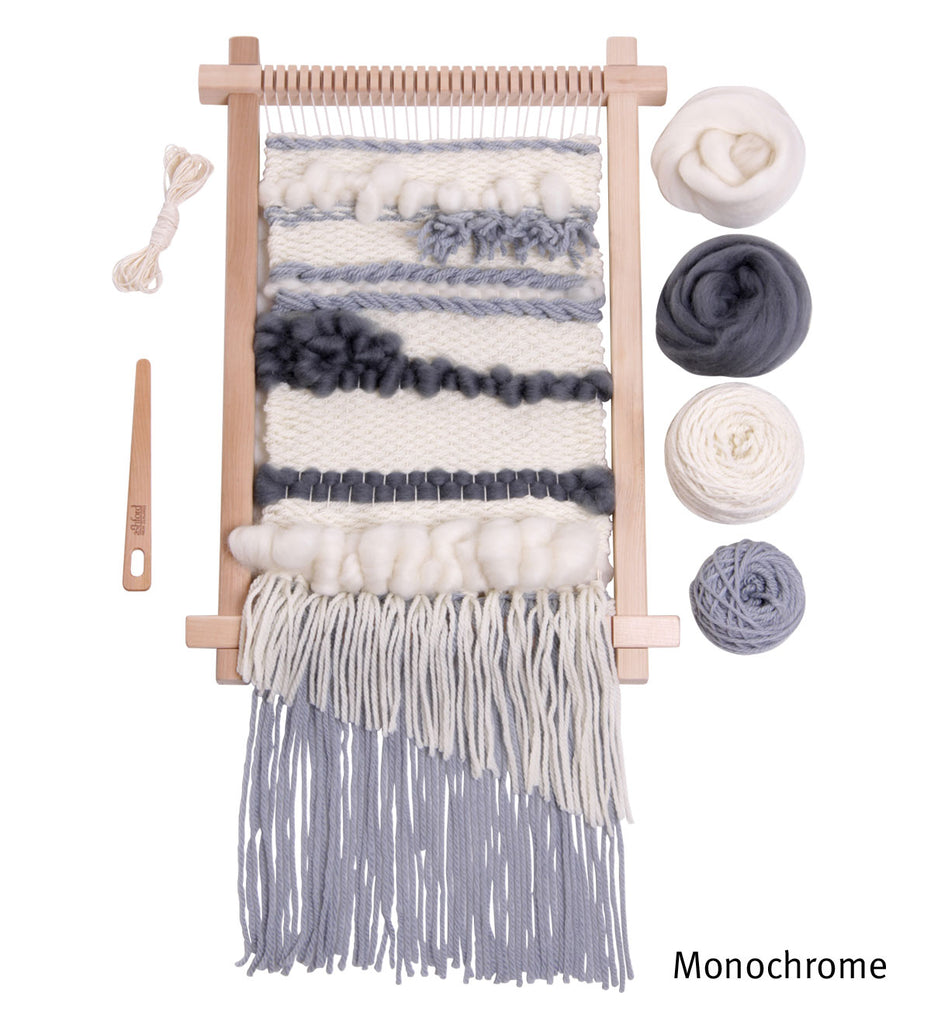 Ashford Weaving Starter Kit Monochrome