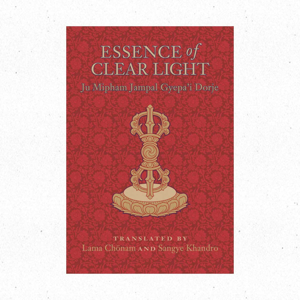Essence of Clear Light ~ Book