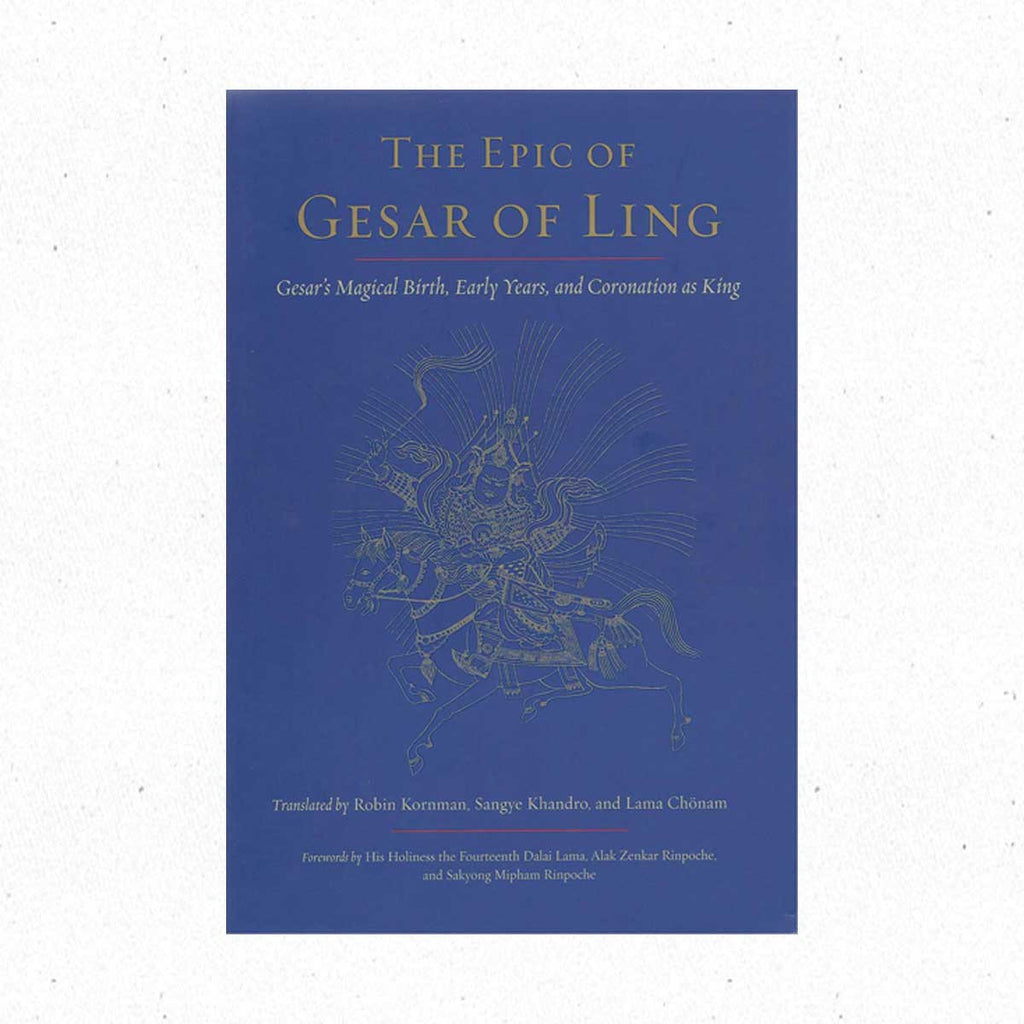 The Epic of Gesar of Ling ~ Paperback Book