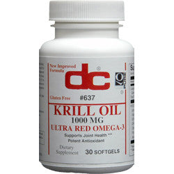 KRILL OIL 1000 MG 30 Softgels