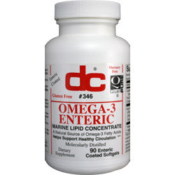 Omega-3  Enteric 90 Soft Gels