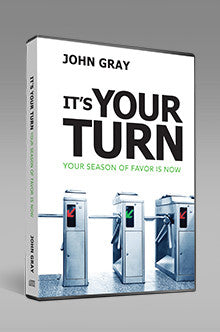 It's Your Turn: Entering a Season of Favor