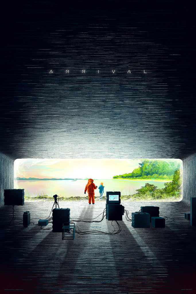 ARRIVAL (REGULAR VERSION)