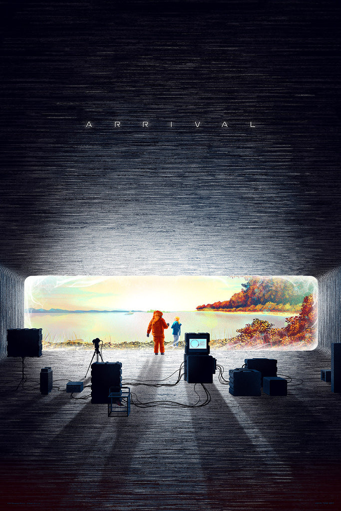 ARRIVAL (VARIANT VERSION)