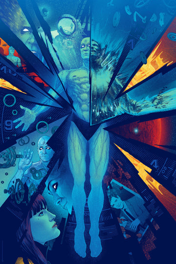 WATCHMEN: DR. MANHATTAN (REGULAR VERSION)