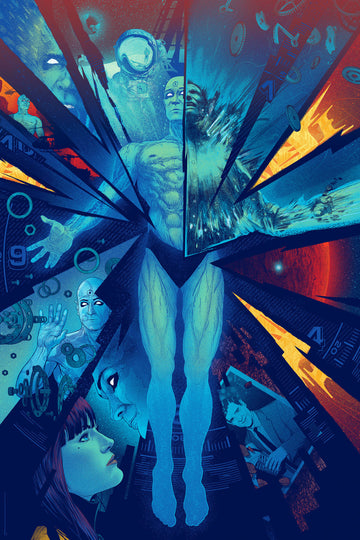 WATCHMEN: DR. MANHATTAN (VARIANT VERSION)