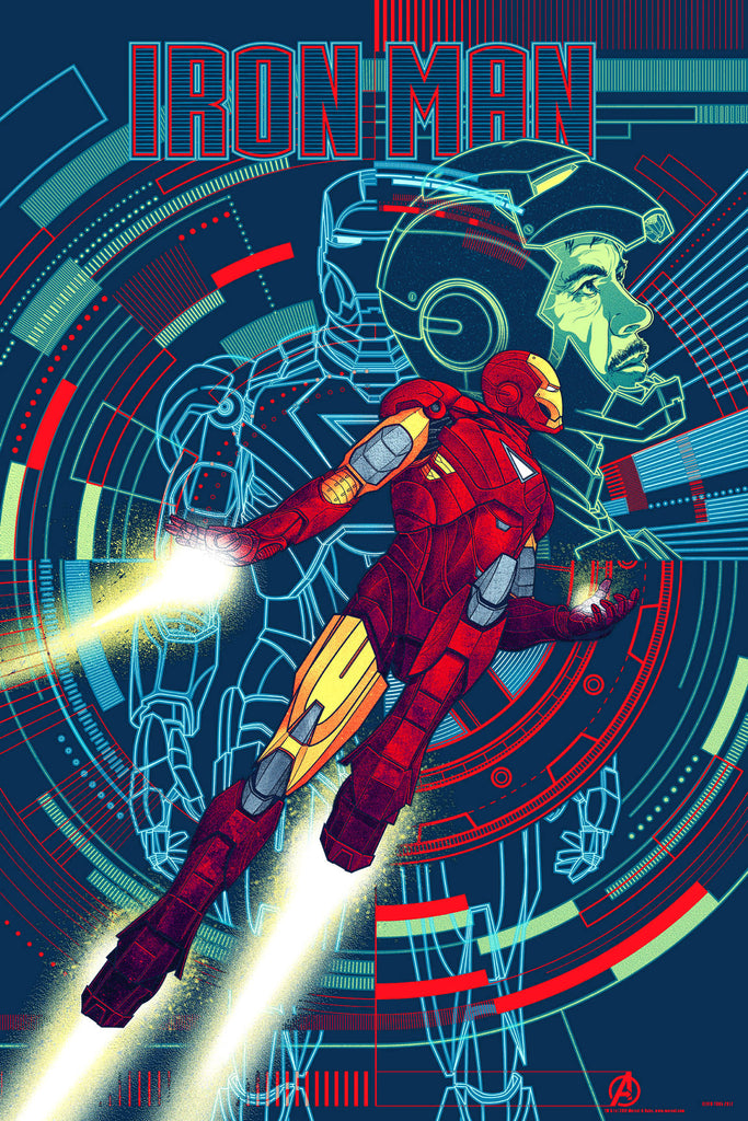 IRON-MAN (REGULAR VERSION)