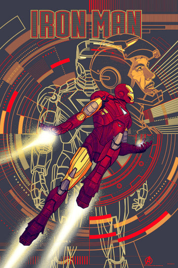 IRON-MAN (VARIANT VERSION)