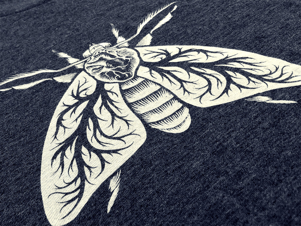 ORGAN MOTH T-SHIRT (UNISEX)