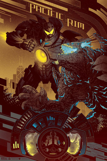PACIFIC RIM (VARIANT VERSION)