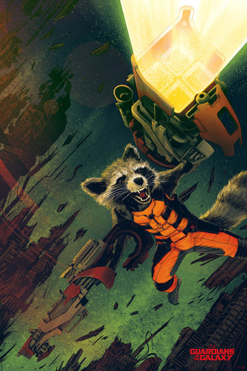 ROCKET RACCOON (REGULAR VERSION)
