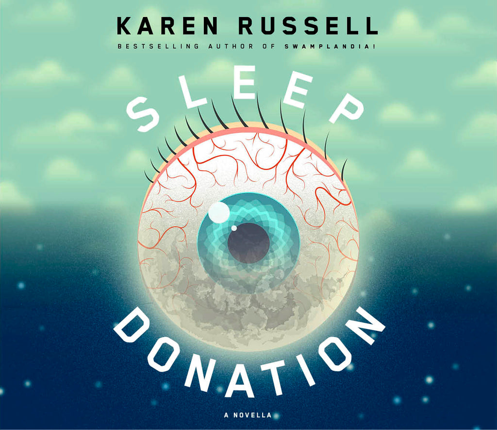 """SLEEP DONATION"" eBook Illustrations for Atavist Books"
