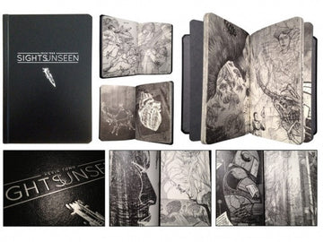 SIGHTS UNSEEN BOOK