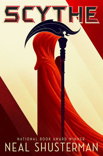 """SCYTHE"" Book Cover Illustration for SIMON AND SCHUSTER"