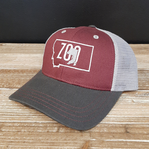 Adult Cap: Zoo in MT