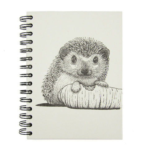 Ellie Pooh Notebook - Hedgehog