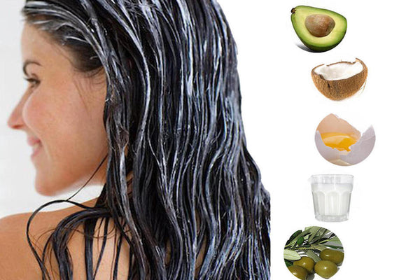 Hair Masks You Can Make At Home