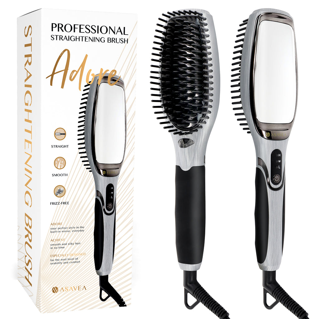 Glaze Hair Straightening Brush