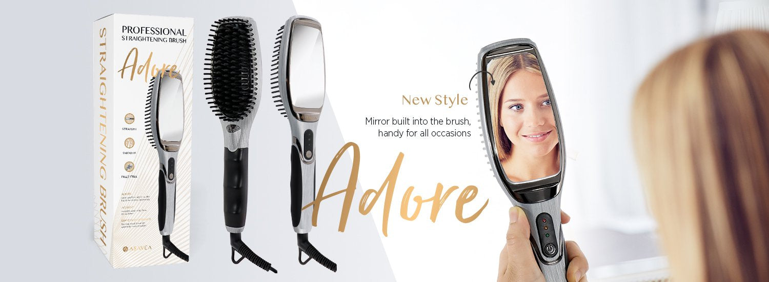 New Arrival - Hair Straightener Brush