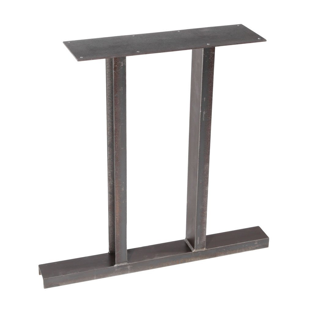 Modern trestle dining table - Modern Dining Table Bases By Symmetry Hardware