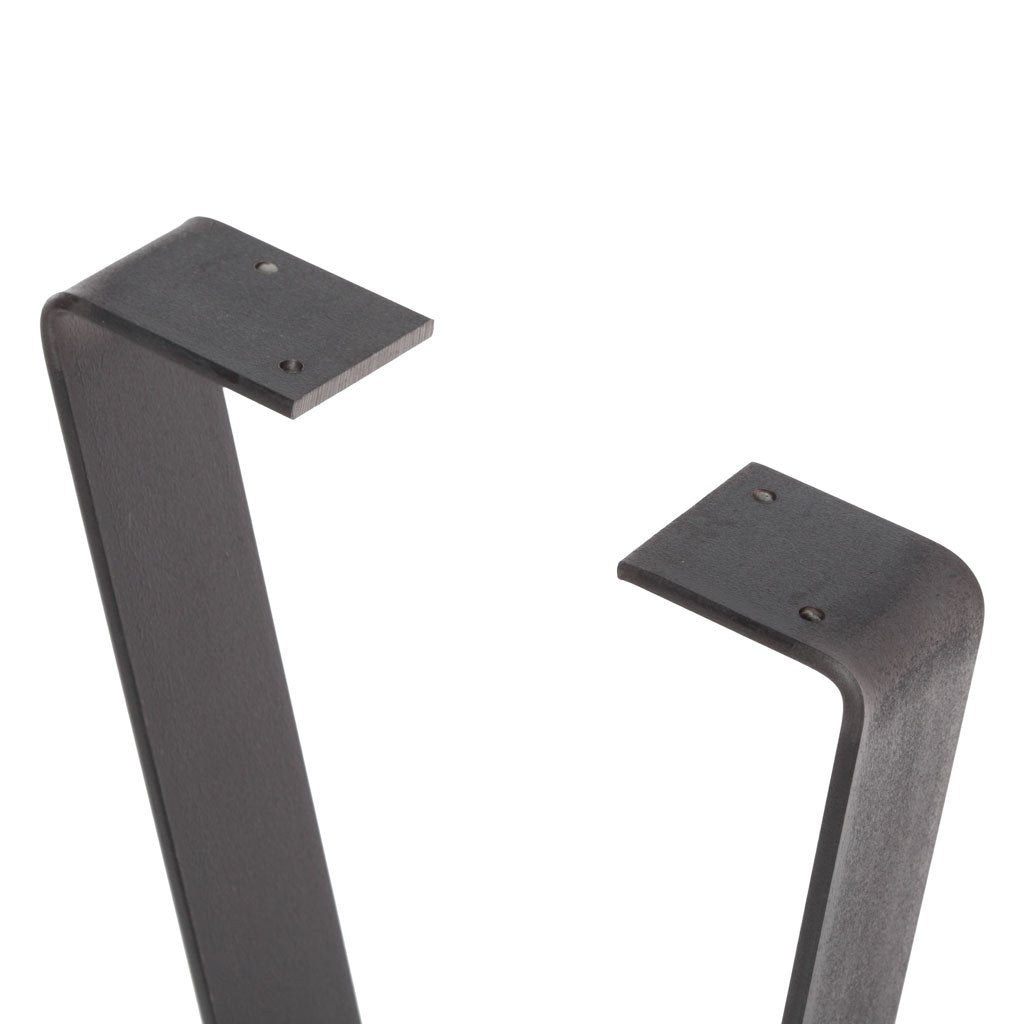 ... Flat Steel Hairpin Furniture Legs By Symmetry Hardware ...
