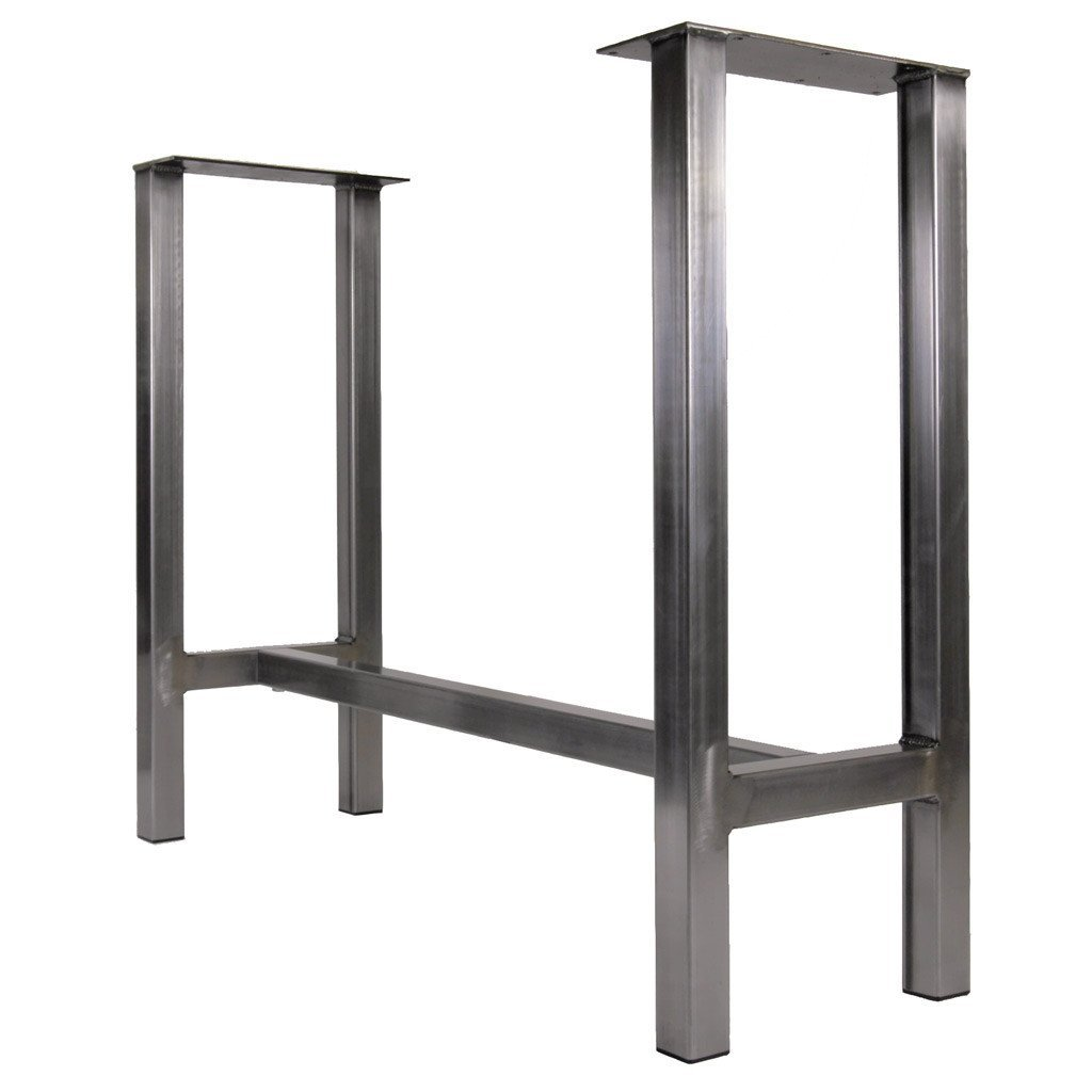 Metal Dining Table Legs By Symmetry Hardware Steel Table Legs By