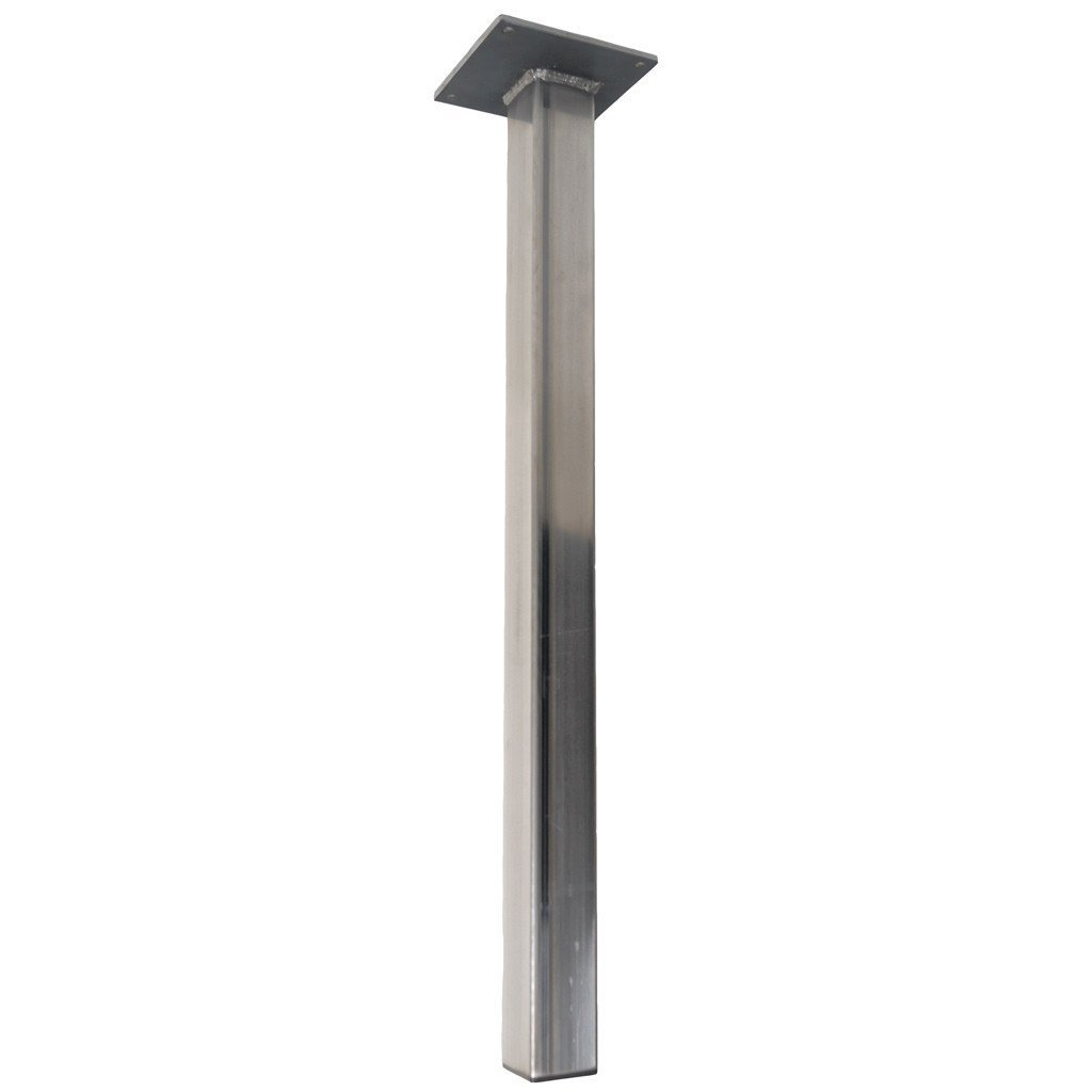 Single Metal Furniture Leg