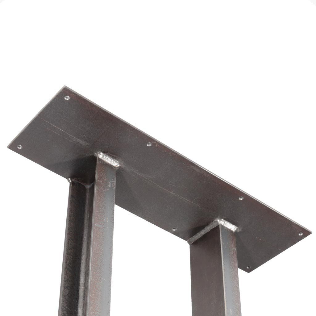 Jumbo Trestle Counter Height Table Legs Steel Table Legs by