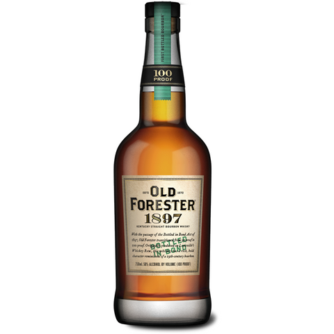 Old Forester 1897 Bottled in Bond Bourbon Whiskey 750ml