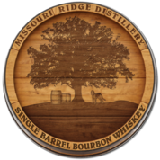 Missouri Ridge Single Barrel Bourbon Whiskey