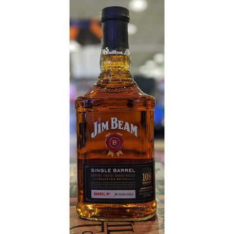Jim Beam Single Barrel 108 Proof