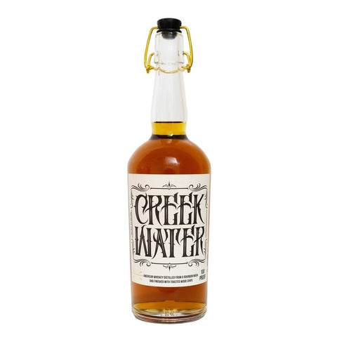 Creek Water American Whiskey