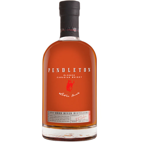 Pendleton Canadian Whisky 750ml