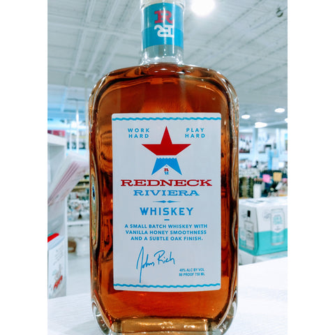 Redneck Riviera Whiskey 750ml
