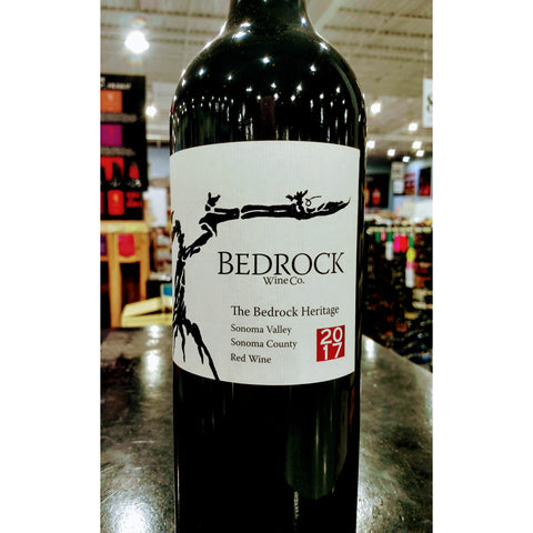 Bedrock Wine Co. 'The Bedrock Heritage' 2017