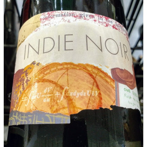 Onx Indie Noir Red Wine 2016