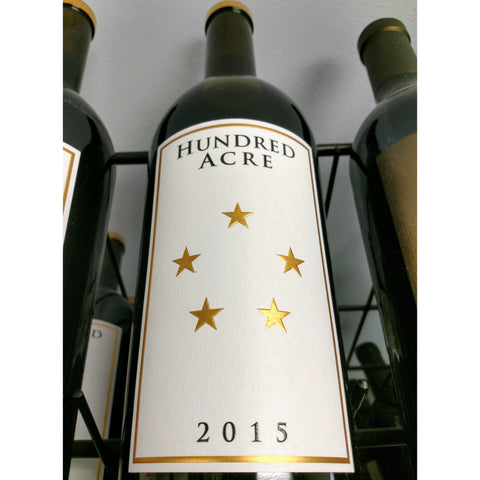 Hundred Acre Cabernet Sauvignon Ark Vineyard 2015