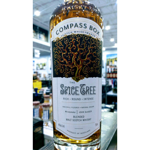 Compass Box The Spice Tree Blended Scotch Whisky