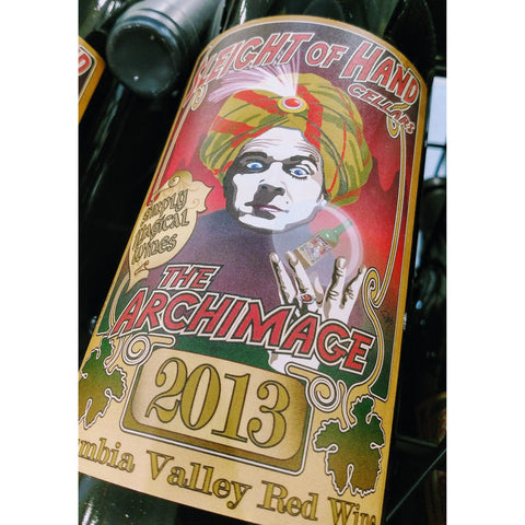 Sleight of Hand Cellars The Archimage Red Wine