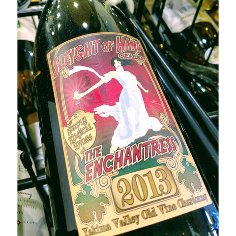 Sleight of Hand Cellars The Enchantress Chardonnay