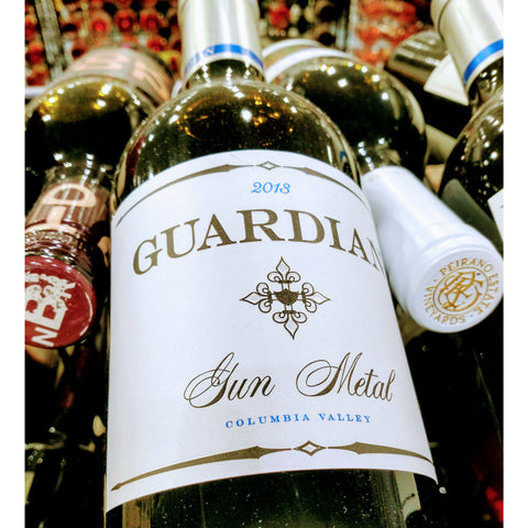 Guardian Cellars Gun Metal Red Blend 2015