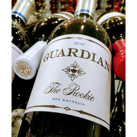 Guardian Cellars The Rookie Cabernet Sauvignon 2013