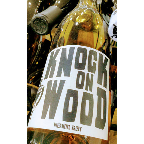 Mouton Noir Knock On Wood Chardonnay 2015