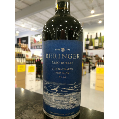 Beringer The Waymaker Red Wine 2014